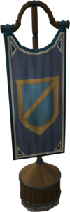 Captain of the Guard's Flag