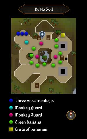 Do No Evil map