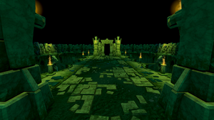 Brimhaven dungeon exit