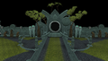 Guthix shrine - Central cave entrance.png