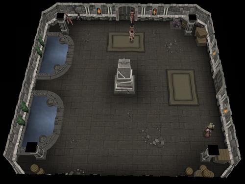 Obelisk room