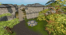 Varrock lodestone location