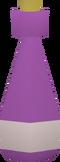 Violet vial detail