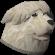 Sheepdog (black) chathead
