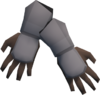 Battle-mage gloves detail