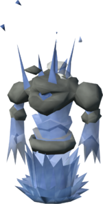 Geyser titan