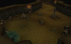 Ardy sewer mine