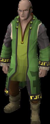 New Emerald Benedict