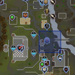 Lumbridge Sage location