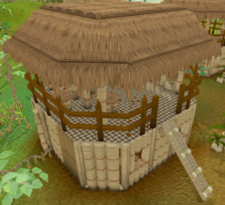Tamayu's Spear Stall exterior