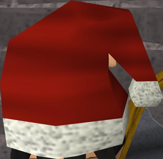 Santa hat   RuneScape Wiki   FANDOM powered by Wikia