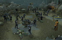 Imperial Guard versus Trolls