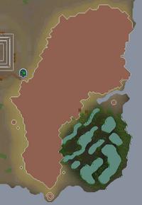 Ullek map