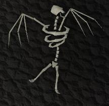 Dragonkin skeleton old