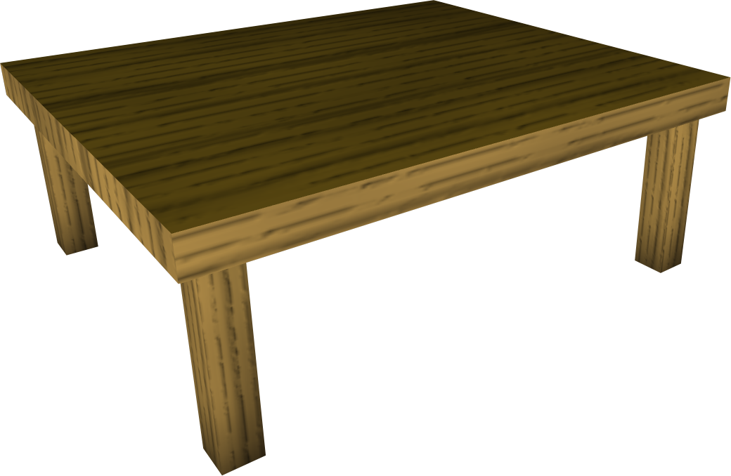 Wood Kitchen Table | Runescape Wiki | Fandom Powered By Wikia