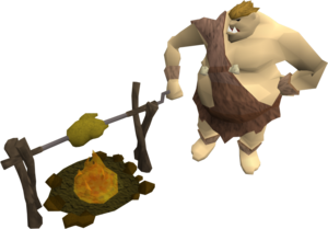 Ogre cook
