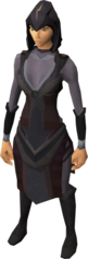 Darkmeyer disguise female equipped