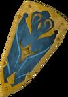 Rune kiteshield (g) detail