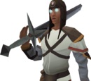 Skulls mercenary