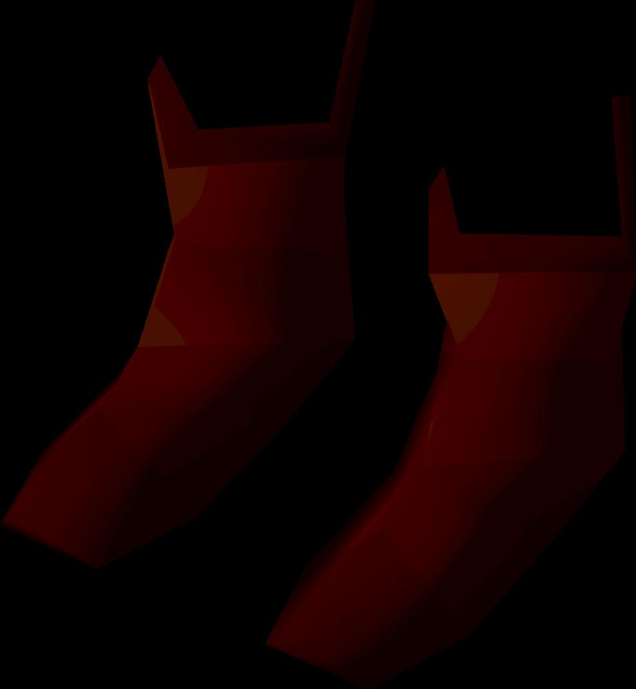 Ringmaster boots detail
