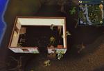 Simple clue Lumbridge goblin house boxes