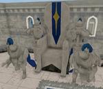 Saradomin's throne