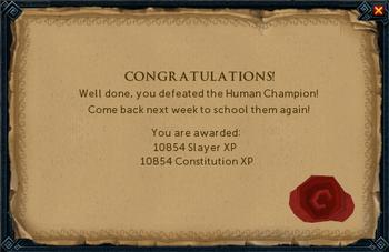 Leon d'Cour reward
