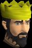 Yellow partyhat chathead