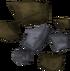 Silver ore detail