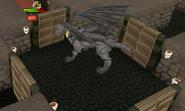 Pit iron dragon - challenge mode