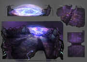 Rise of the Six concept art