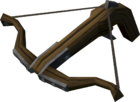 Iron crossbow detail
