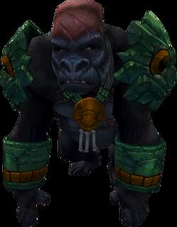 Jungle Gorilla (adult)