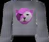 Bob shirt (purple) detail