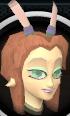 Fairy shop assistant chathead
