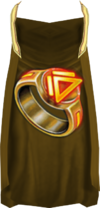 Dungeoneering cape detail