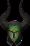 Black helm (h4) detail