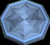 Blue charm slice detail