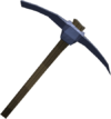 Katagon pickaxe detail