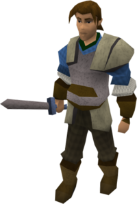 Lumbridge guard