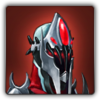 Zamorakian war robes icon (female)