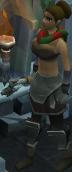 Festive Forgotten Warrior