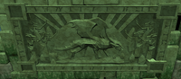 Dragonkin mural