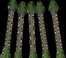 Guthix arrows