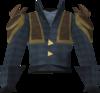 Investigator's coat detail