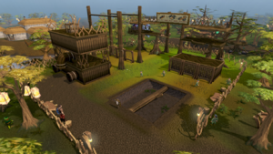 Gnome Stronghold agility course