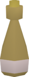 Yellow vial detail