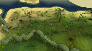 Herblore Habitat south camp