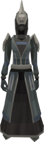 Salve robes equipped