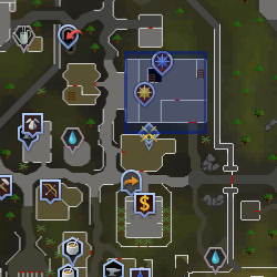 Varrock Museum location